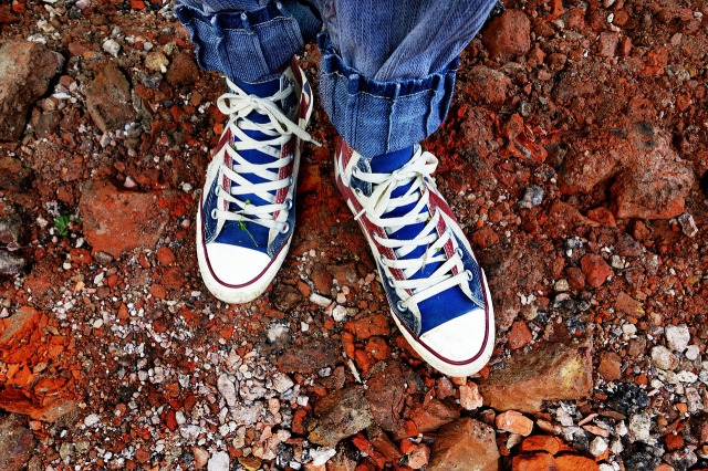 靴,クリーニング,花巻市