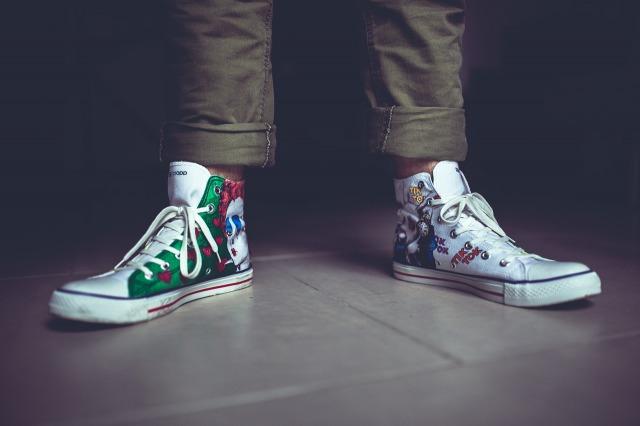靴,クリーニング,久慈市