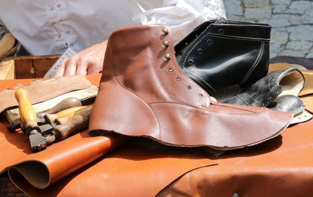 靴,クリーニング,尾花沢市