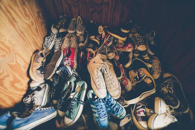 靴,クリーニング,寒河江市