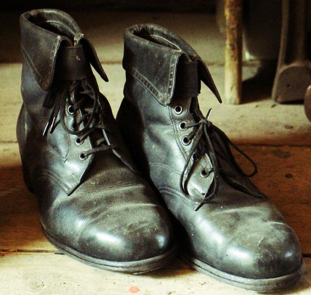 靴,クリーニング,紫波郡紫波町