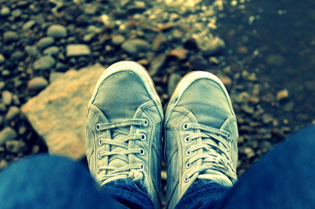 靴,クリーニング,遠野市