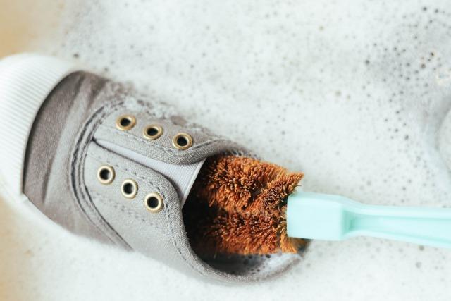 靴の洗い方 黄ばみ
