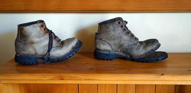 靴,クリーニング,二本松市