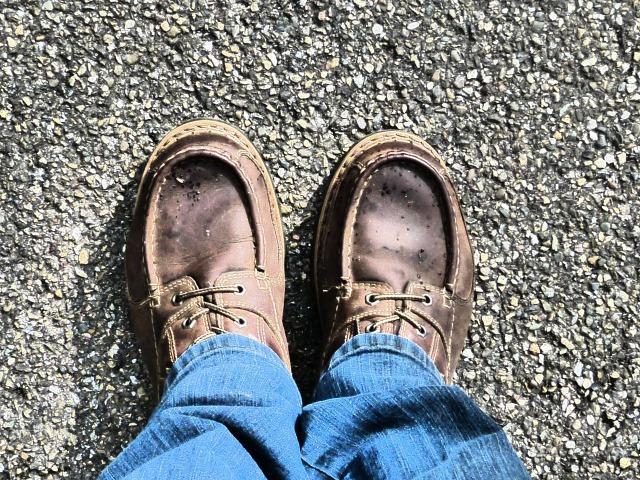 ブーツ クリーニング