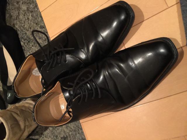 靴磨き 手順